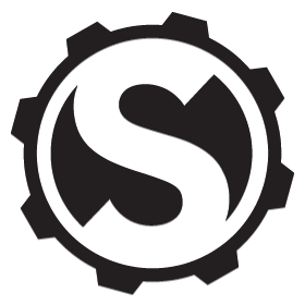 Scarbrough Studios cog logomark